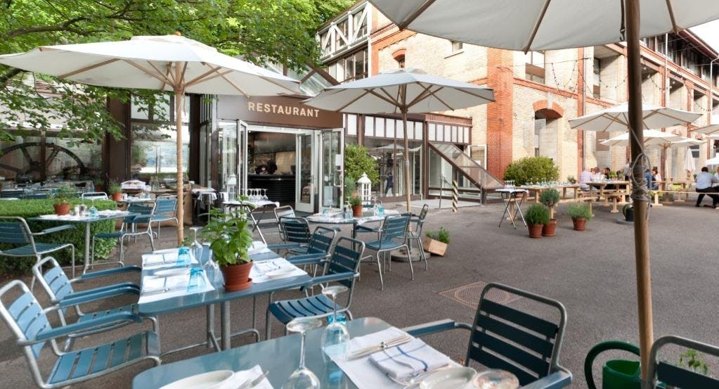 Restaurant Blaue Ente Zurich image 1