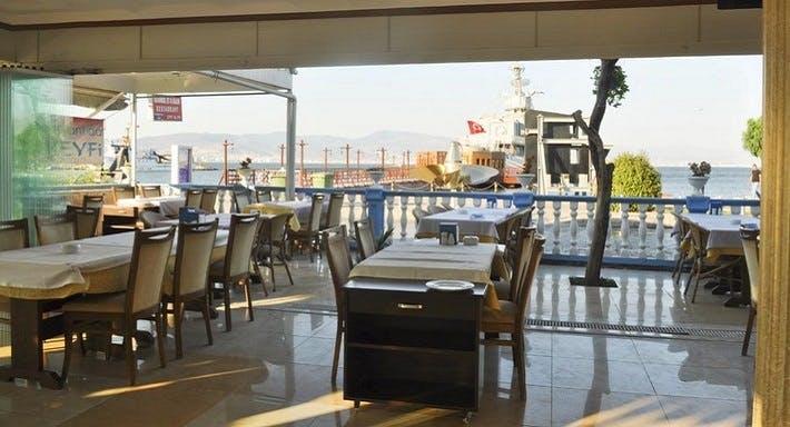 İnciraltı Ali'nin Yeri Körfez Restaurant