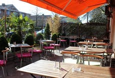 Restaurant Bistro Laz in Highgate, London