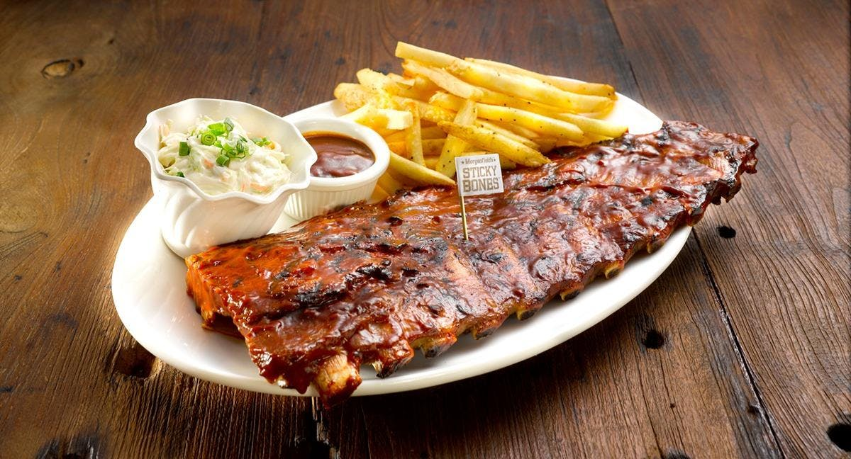 Morganfield's - Orchard Central