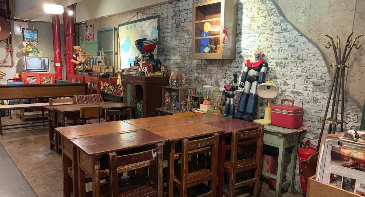 Scoool Cafe 小時光