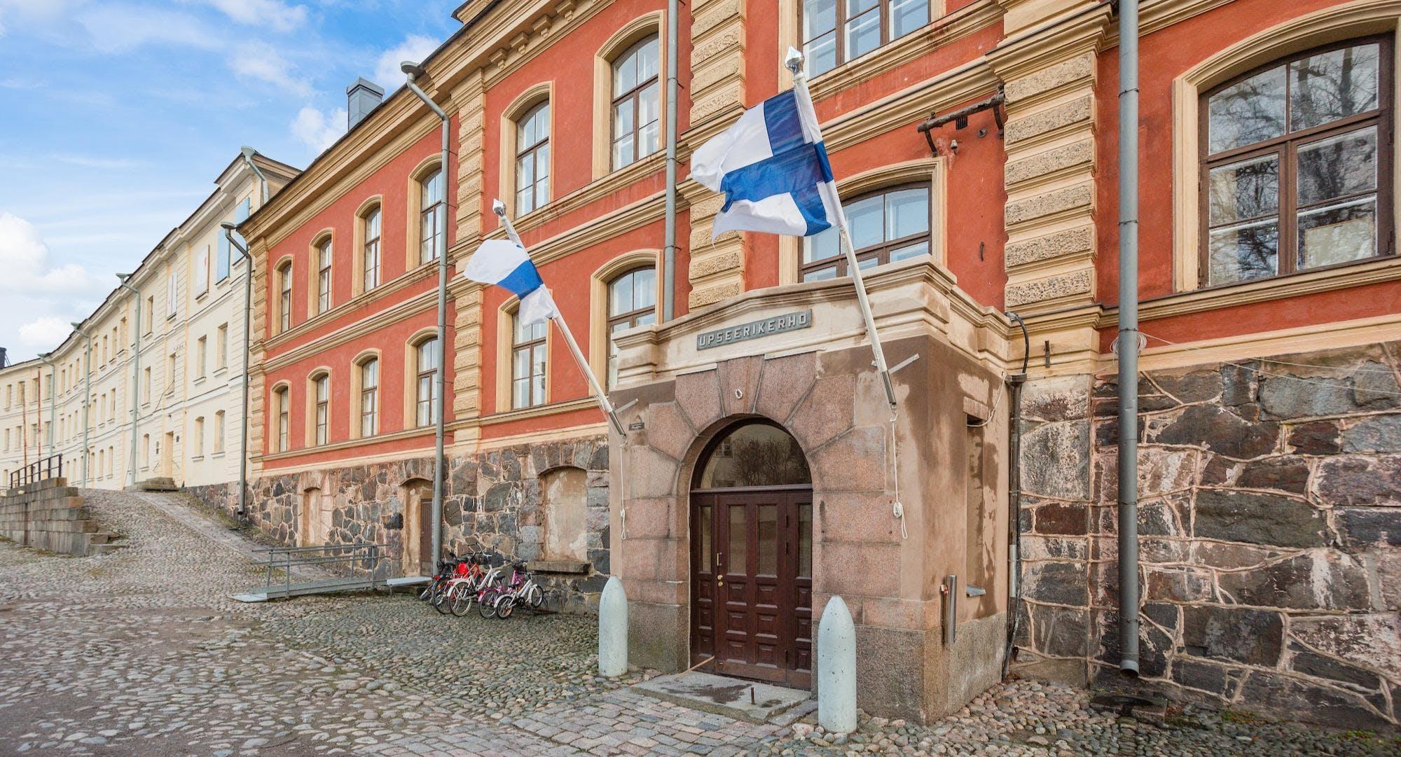 Suomenlinnan Upseerikerho Helsinki image 1