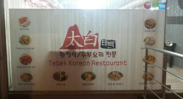 Tebek Korea Restaurant