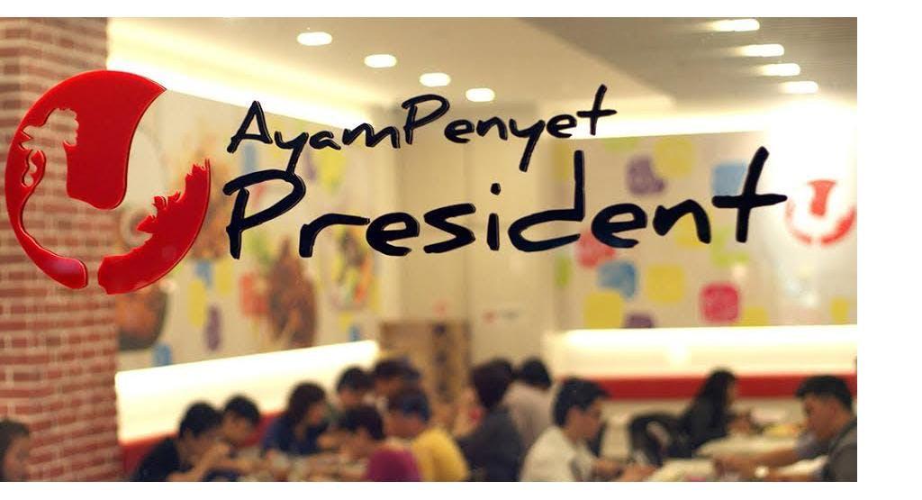 Ayam Penyet President – NeX Singapore image 1