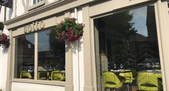 Sotto Restaurant Wilmslow image 1