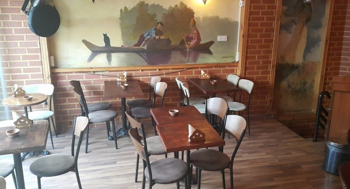 Merdiven Cafe
