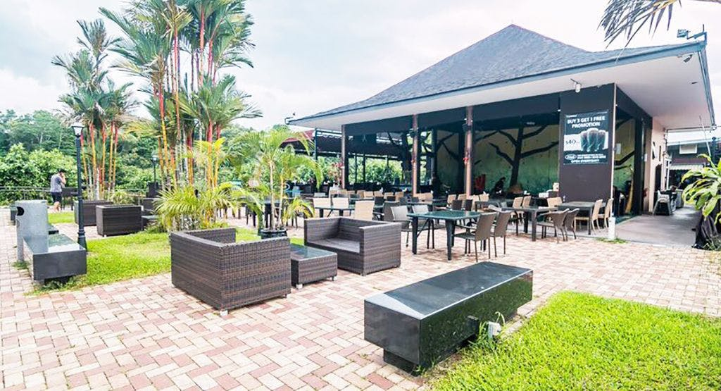 Cafe Frienzie Bar & Bistro Singapore image 1