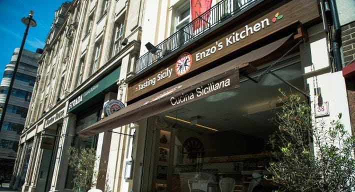 Tasting Sicily Enzo's Kitchen London image 2