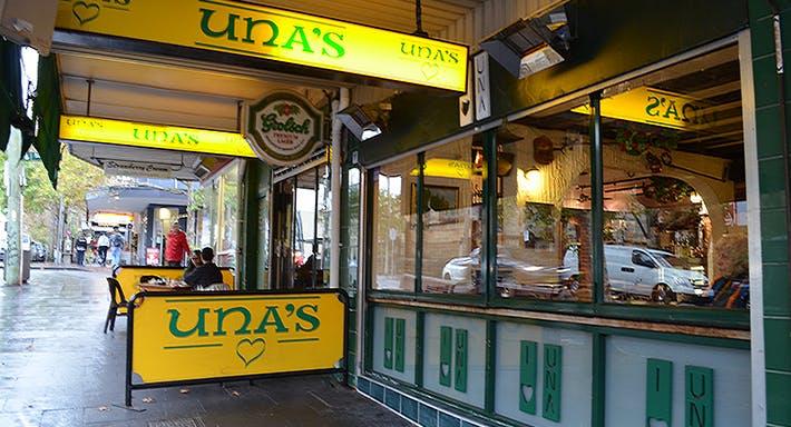 Una's Restaurant Sydney image 3