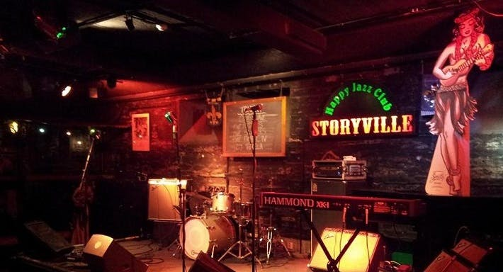 Storyville Jazz Club Helsinki image 4