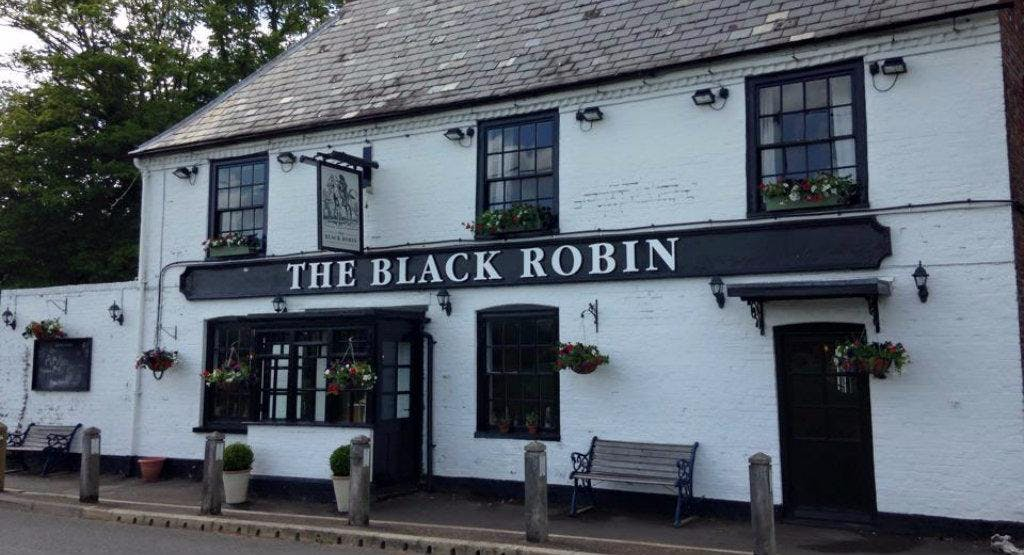 The Black Robin Canterbury image 1