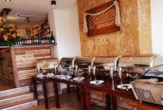 Restaurant Shire Restaurant in Inner Avenue, Southampton