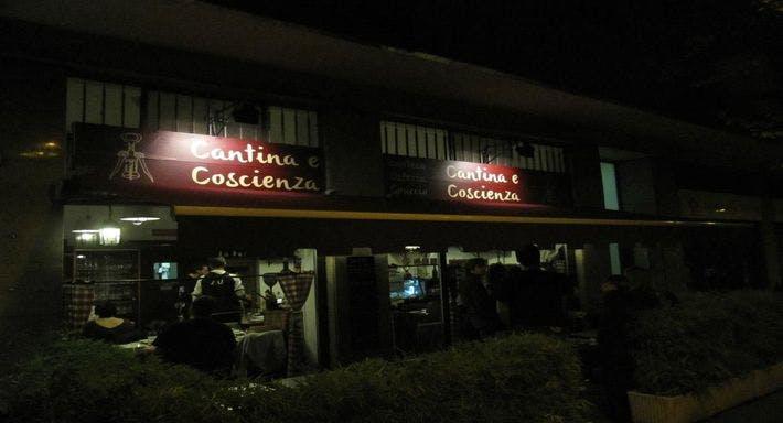 Osteria Cantina e Coscienza