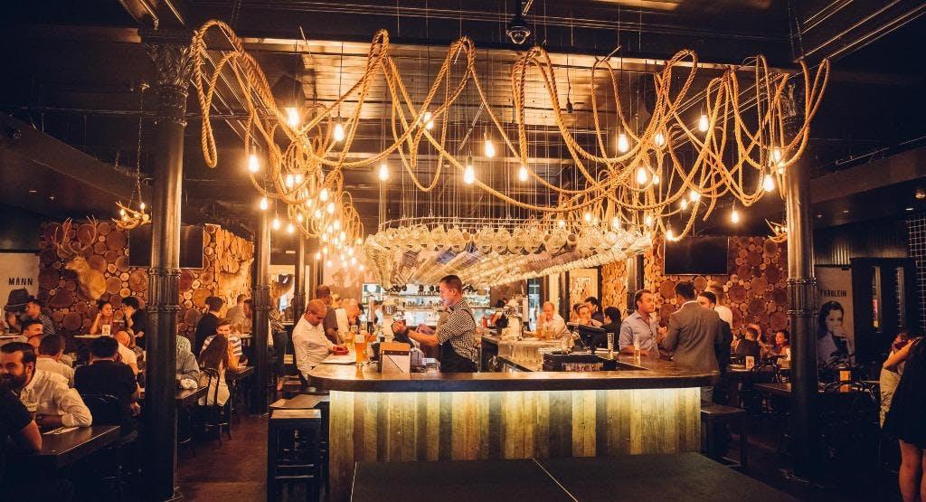 The Bavarian Beerhaus York  Street Sydney image 1