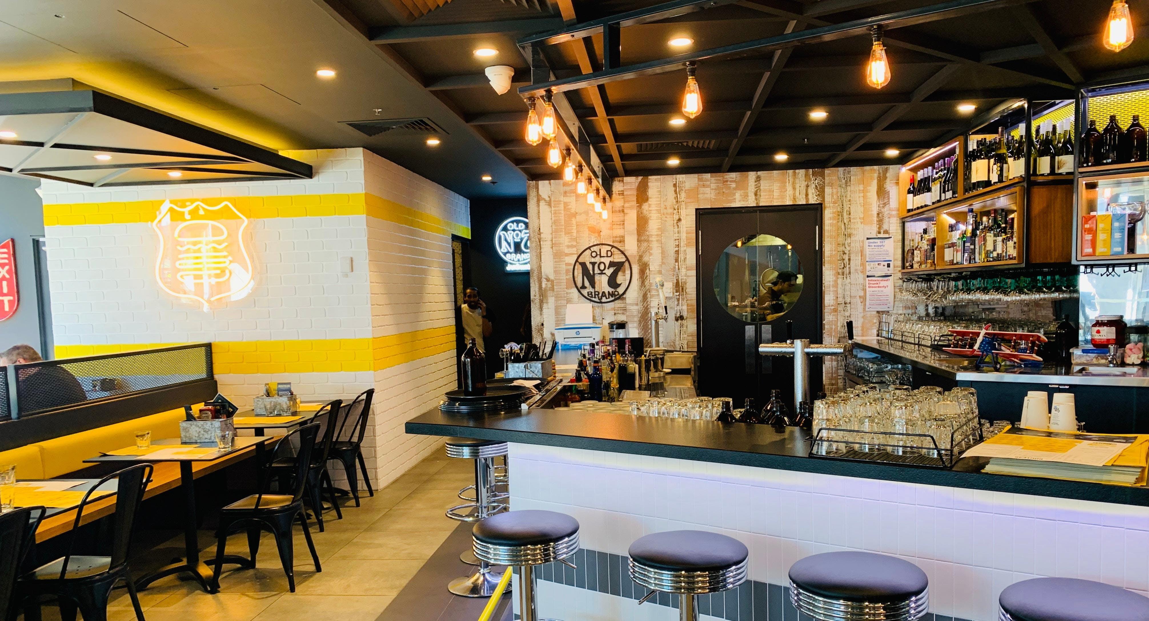 Route 45 Roadhouse Diner - Prahran Melbourne image 3