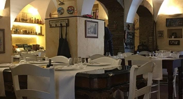 Antica Osteria Del Castello