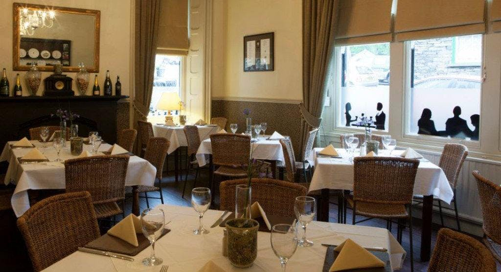 The Lamplighter Dining Rooms Windermere image 1