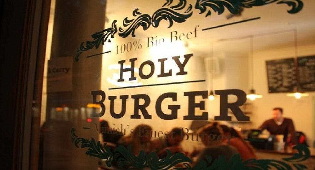 Holy Burger Haidhausen