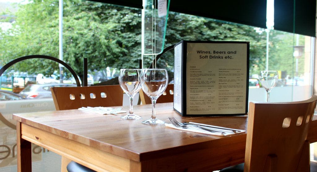 Qua Italian Restaurant Glasgow image 1