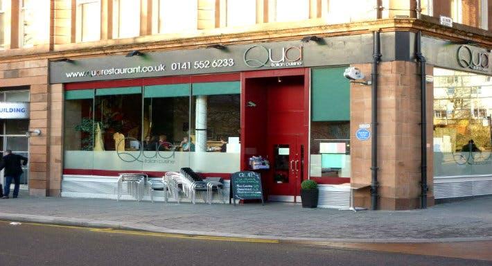Qua Italian Restaurant Glasgow image 2