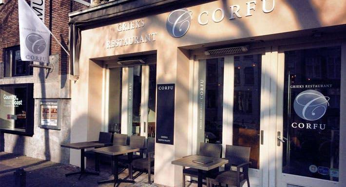 Grieks Restaurant Corfu