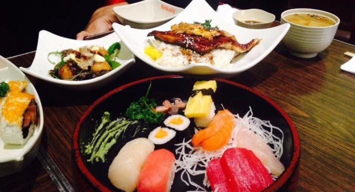 Hi Sushi & Dumplings