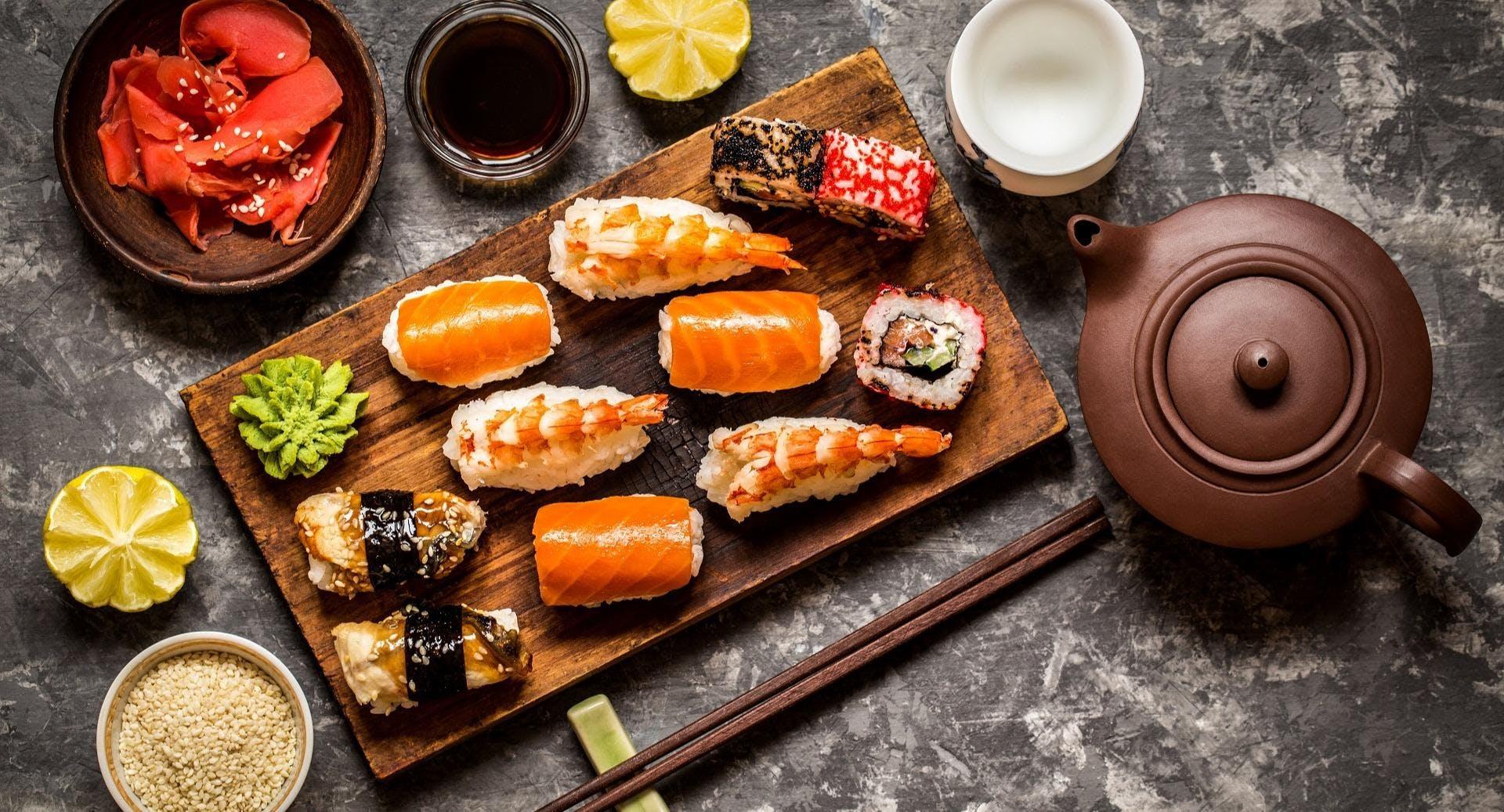 Sushi Miyabi I Wilmersdorf