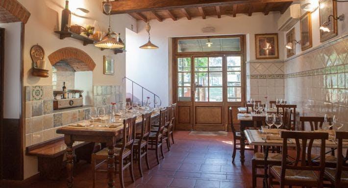 Trattoria il Vecchio Cigno Florence image 3