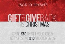 Restaurant Jack 'O' Bryan's in Town Centre, Dunfermline