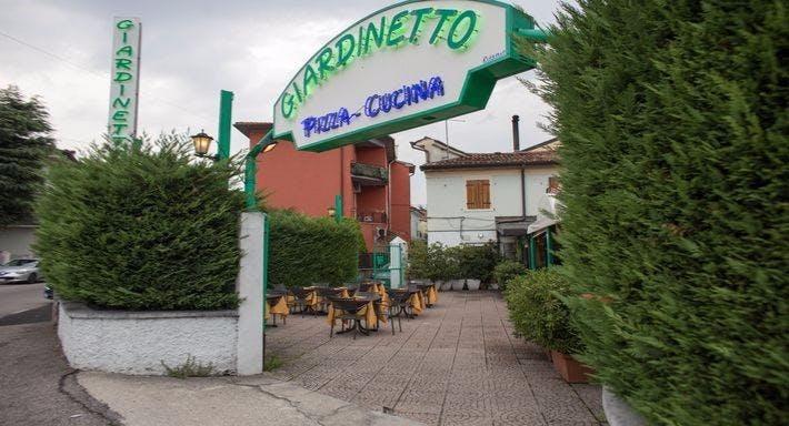 Pizza cucina il Giardinetto Verona image 14