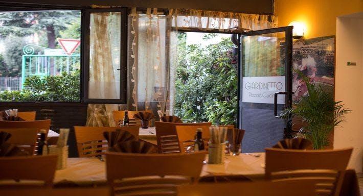 Pizza cucina il Giardinetto Verona image 3