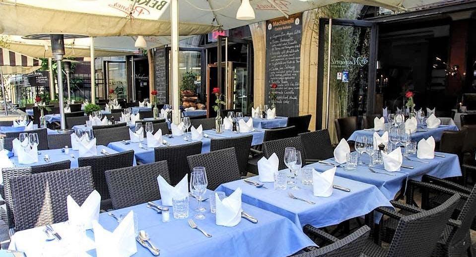 Machiavelli Cafe Bar Restaurant Berlin image 2
