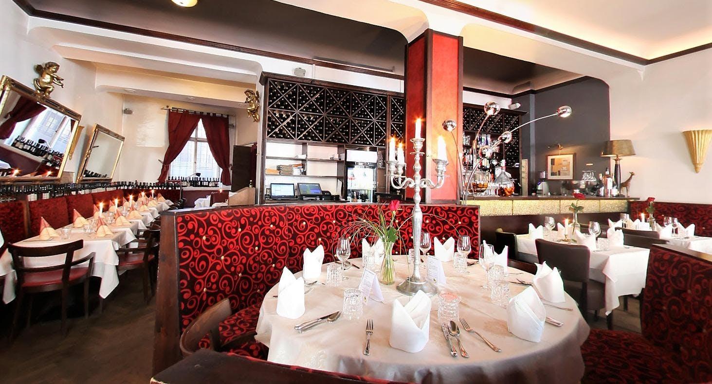 Machiavelli Cafe Bar Restaurant in Berlin, Mitte | Online ...