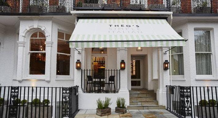 Theo's Simple Italian London image 2