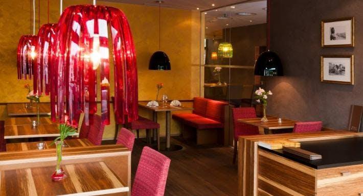 Restaurant Luna Rossa