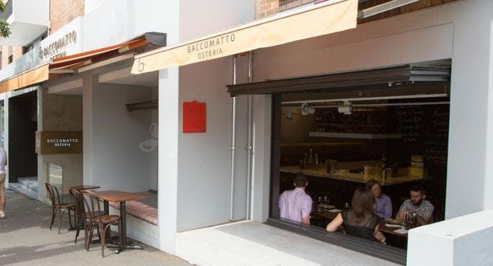Baccomatto Osteria Sydney image 3