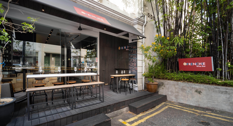 Frenchie Wine Bar Singapore image 2