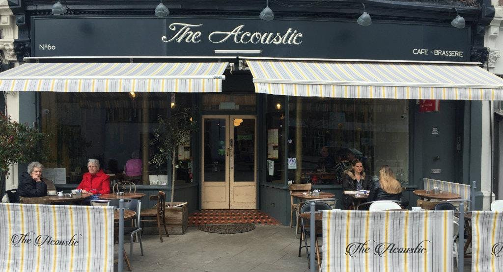 The Acoustic Mediterranean London image 1