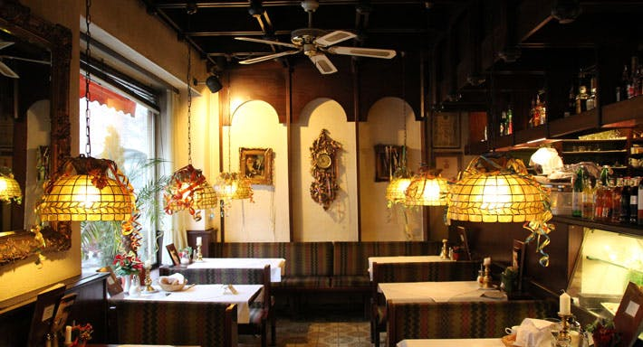 Café Restaurant Winter
