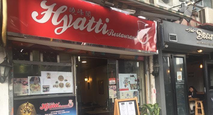 Hyatti Restaurant Hong Kong image 2