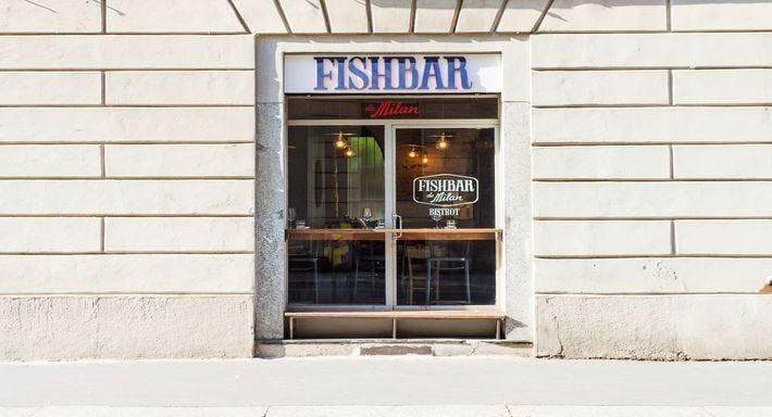 FishBar de Milan Bistrot - Via Montebello Milano image 3