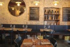 Restaurant FishBar de Milan Bistrot - Via Montebello in Brera, Milan