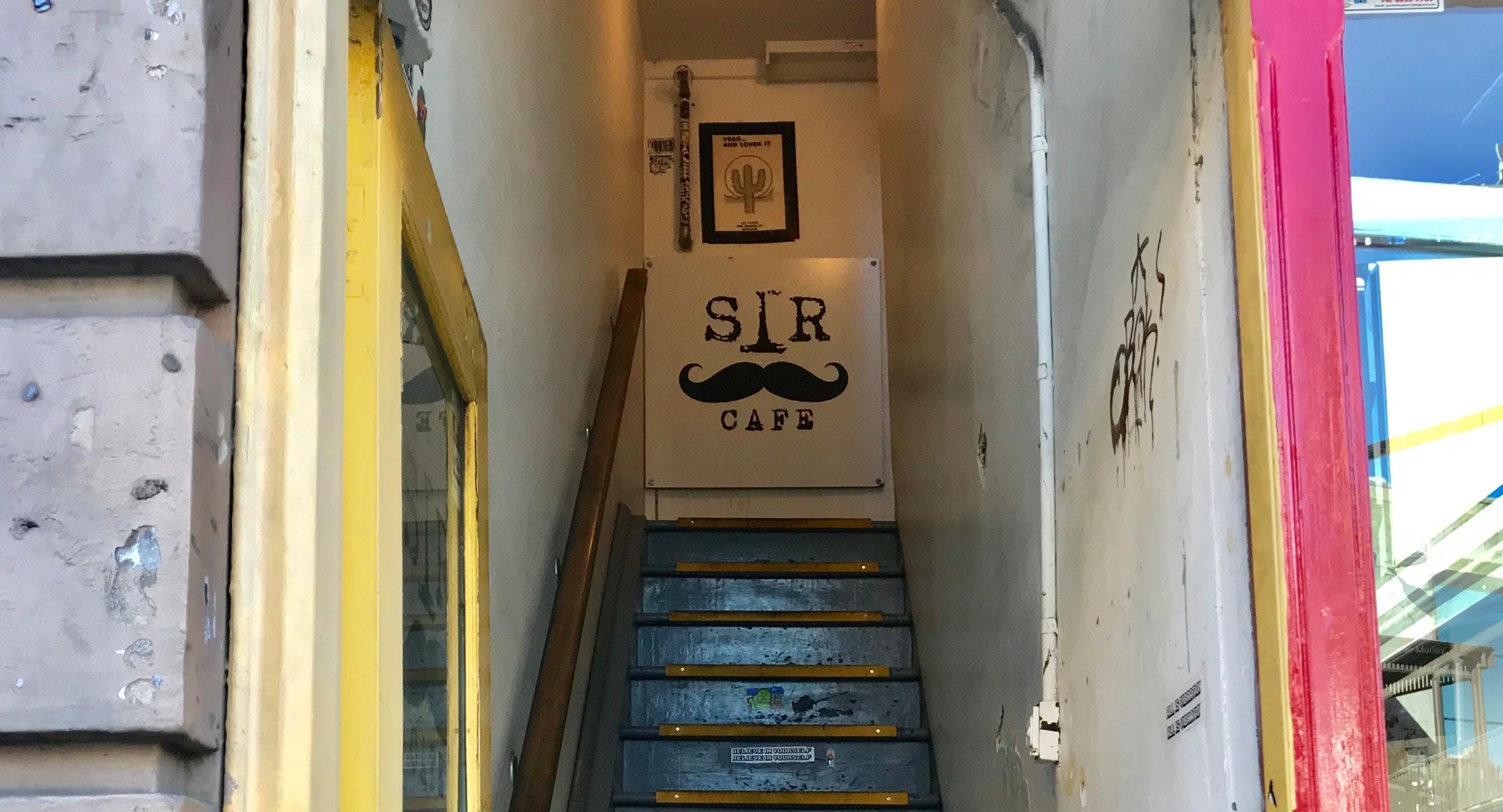 Sir Cafe & Bar