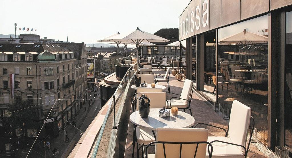 Rooftop Restaurant Zürich image 1