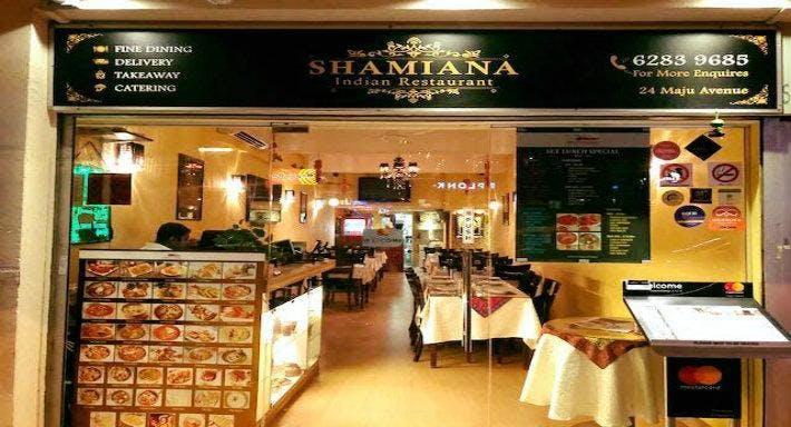 SHAMIANA Indian Restaurant Singapore image 1