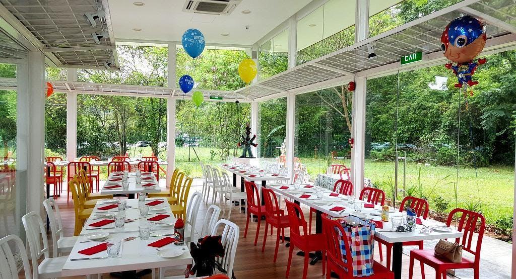 Moca Cafe Singapore image 1