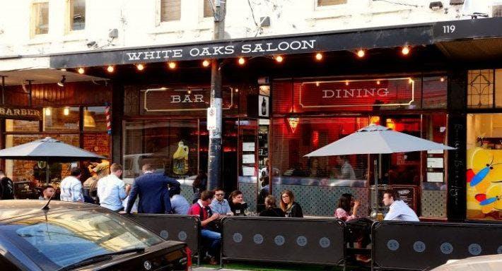 White Oaks Saloon