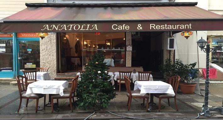 İstanbul Anatolia Cafe & Restaurant