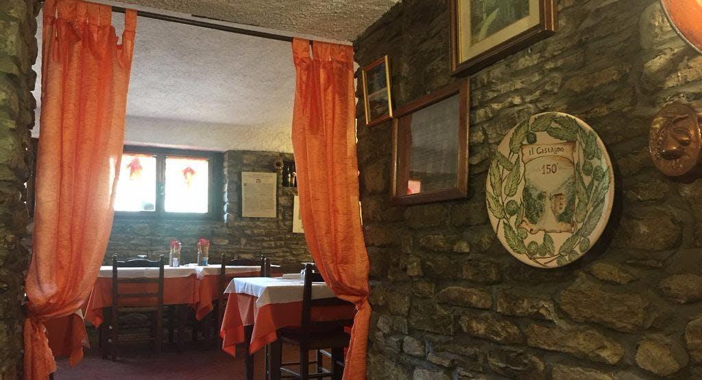 Osteria Il Castagno Palazzuolo Sul Senio image 1