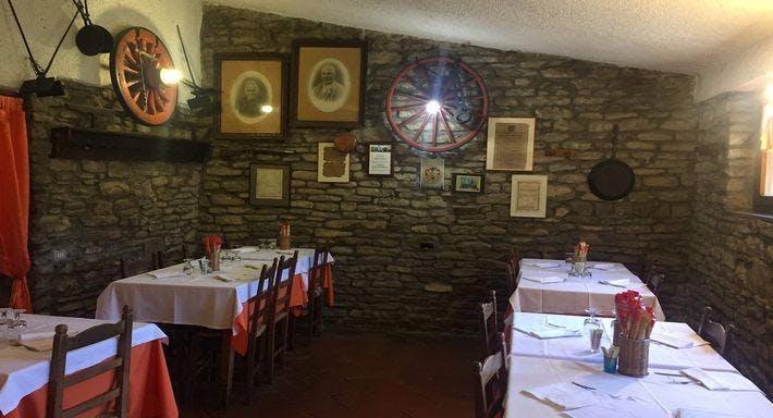 Osteria Il Castagno Palazzuolo Sul Senio image 3